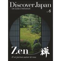 Discover Japan-UN GUIDE D'INITIATION Vol.6