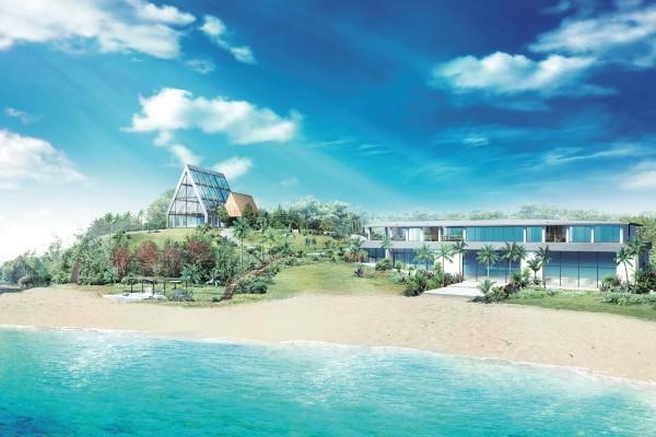 グッドラック・コーポレーション、沖縄ギノザリゾート「美らの教会」オープンへ