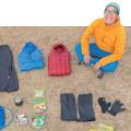 あなたの山装備、全部見せてください!【vol.8】-早春の多摩丘陵デイハイクの場合