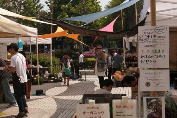 秀逸なショップが集まる週末のヴィンテージマーケット、 Raw Tokyoに行ってみた
