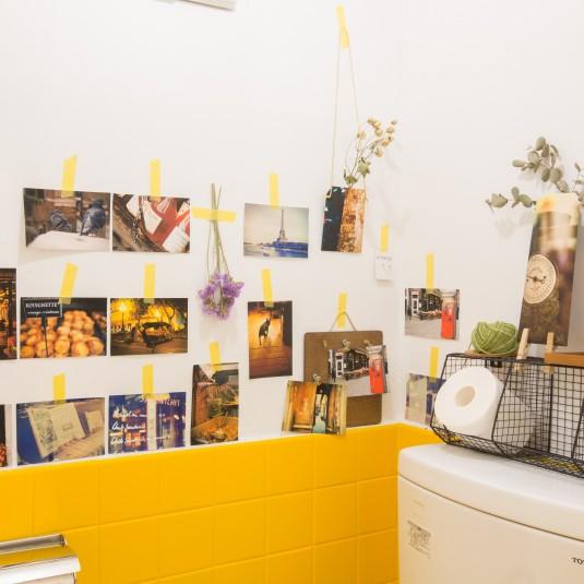感性とアイデアで勝負! 女性写真家コムロミホさん流写真の飾り方