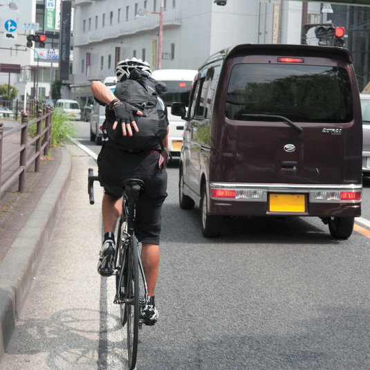 【意外と知らない自転車ルール】 自転車はどこを走ればいいの?