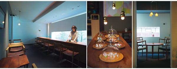 店内|和菓子とコーヒーで至福のひととき。京のモダンを味わう隠れ家カフェ【ZEN CAFE】