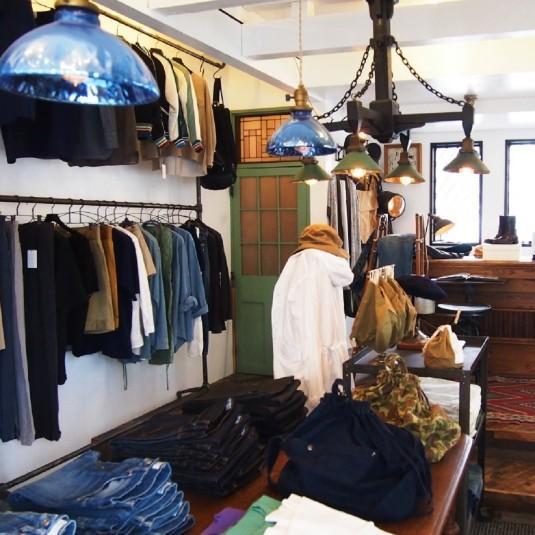 マニッシュで都会的なスタイルの女性に着てほしい『FILL THE BILL』の服