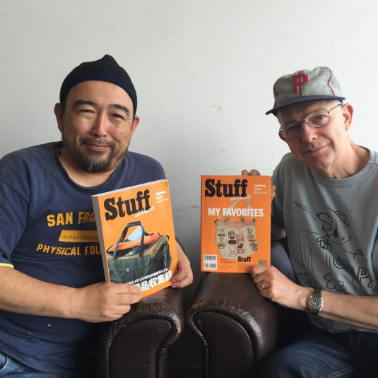 『Stuff Ultimate』発売記念イベント