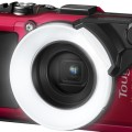 オリンパス、マクロ撮影時の表現を広げる「TG-4」専用フラッシュディフューザー「FD-1」を発売