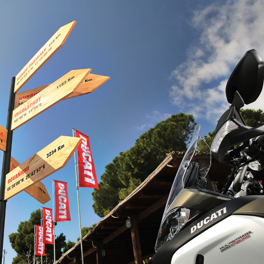 世界一周モーターサイクルの旅