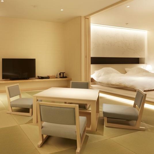 下呂温泉の小川屋、北欧×和のデザイナーズ客室をグレードアップオープン