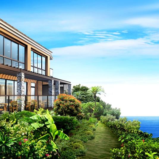 沖縄・宮古島で海を見晴らす絶景を楽しむ 『シギラバー ノース24』がオープン