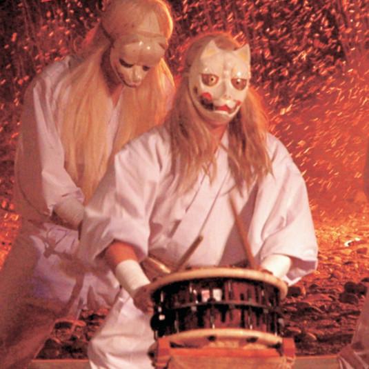 那須高原に初夏の訪れを告げる 『那須 御神火祭』 開催