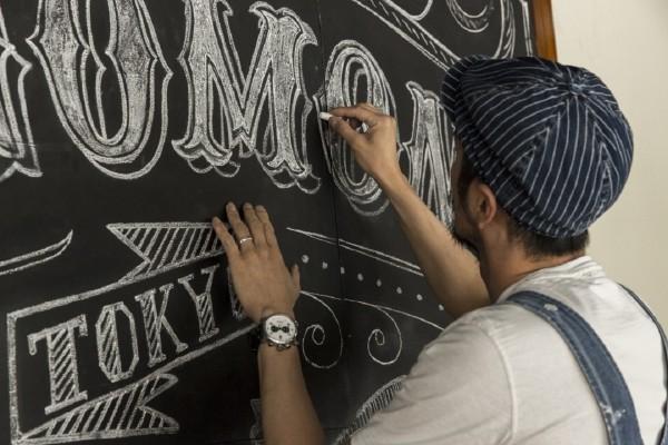 アメリカ、ヨーロッパ、日本……街で見かけるチョークアートの世界観が1冊に