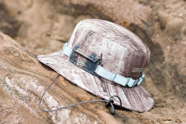 GORE-TEX採用。ヨセミテ渓谷の写真をフィーチャーした新ヘッドウェア