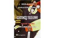 チャンピオン原宿店にてMADE IN USA アワードジャケットカスタムフェア6月19日(日)まで開催