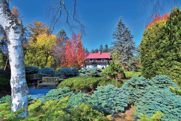 真鍋庭園(帯広市)|まるでおとぎ話の世界! 五感で癒される「北海道ガーデン街道」をめぐる旅