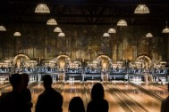 フォトグラファーMaikoのロサンジェルスガイド#5【古くて新しいLAのボウリング場・Highland Park Bowl】
