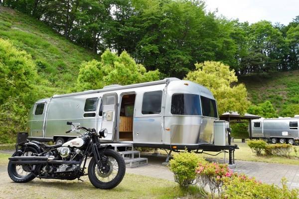 どこまでも旅していきたい。トラベルトレーラーでアメリカンなキャンプはいかが?