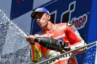 ドゥカティ 地元イタリアGPでイアンノーネが3位表彰台を獲得