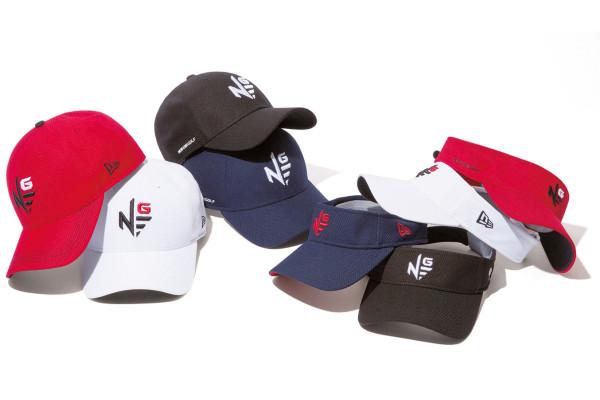 ニューエラジャパン、デザインと機能を融合したゴルフ用ヘッドウェア発売