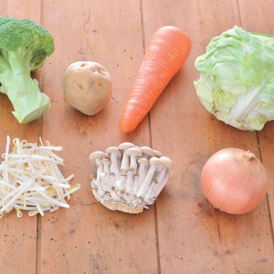 """【朝ごはんにも】野菜ひとつで作れる! 常備したい3つの基本""""下味おかず"""""""