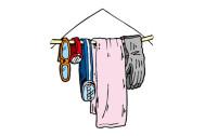 テント泊を快適、上手に過ごすためのコツ【小物はなんでも「吊るす」のが正解!】