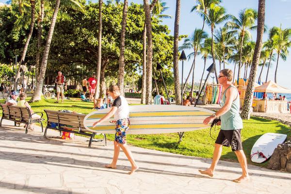 初めてのハワイ本 最新 2017 [付録あり]