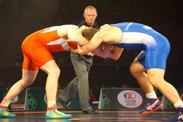 2016 Freestyle Wrestling World Cup