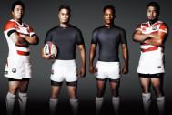 ゴールドウインからラグビー日本代表とスーパーラグビー日本チーム『サンウルブズ』着用モデルを発売