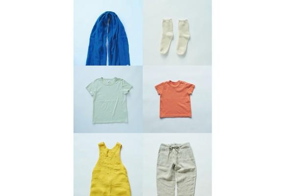 """【イベント情報】""""道具""""のように、 実用的で心地良い服『KINOTTO』のフェアを開催"""