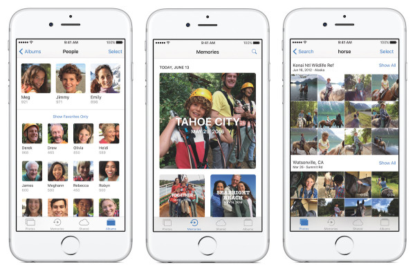 iOS10-Memories