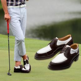 お洒落ゴルファー必見! 2大トレンドから見るゴルフシューズ2016年の潮流