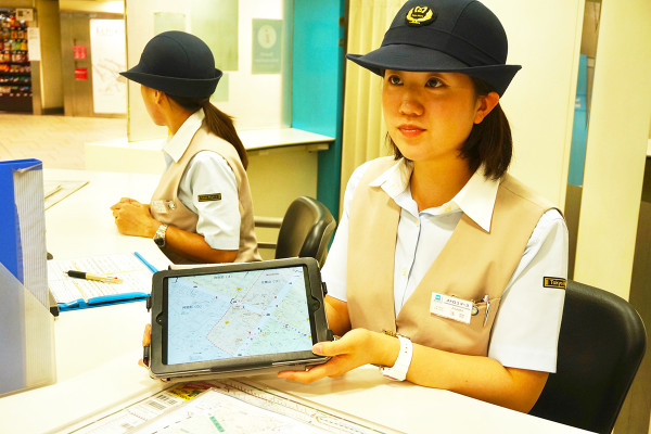 首都の巨大インフラ、東京メトロを支えるiPad(2/2)