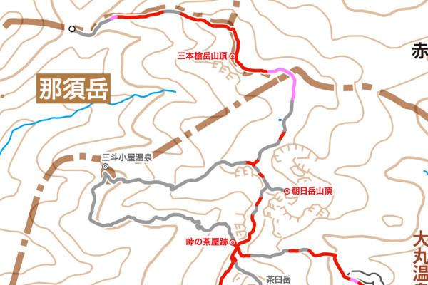 登山に出掛ける前にチェック! ドコモの新サービス『通信エリア状況を表示した登山道マップ』