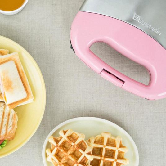 【新製品】ビタントニオから数量限定モデル『ワッフル&ホットサンドベーカープレミアムセット』が発売