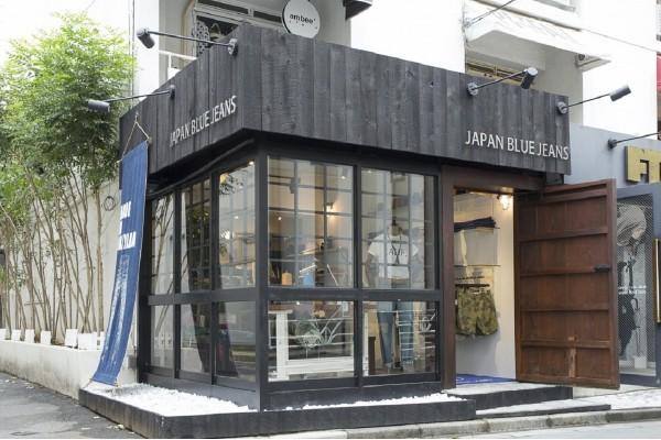 【新店OPEN】渋谷にJapan Blue Jeansが進出