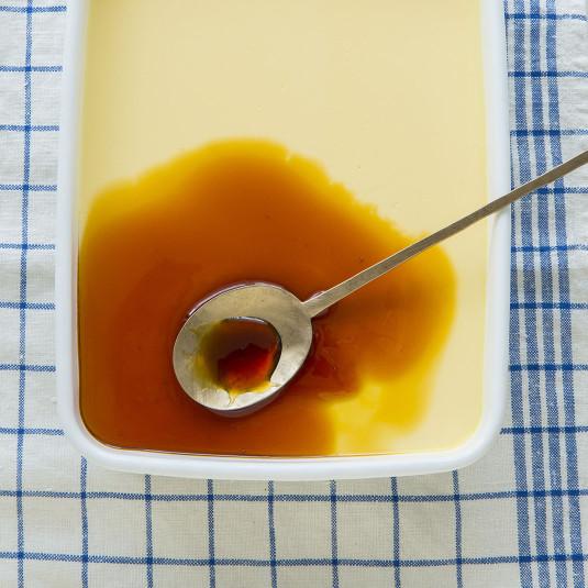【アレンジ自在】オーブンなし! ゼラチンで作る「ふるふるプリン」