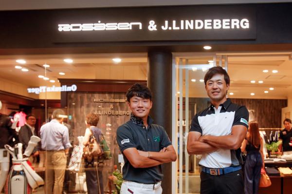 【注目ショップ探訪】六本木ヒルズにオープンした人気ゴルフブランドのショップ【Rosasen&J.LINDEBERG 六本木ヒルズ店】