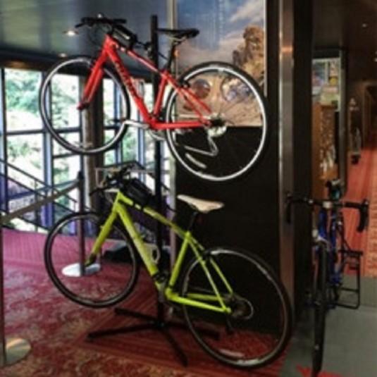 松山の旅館『奥道後 壱湯の守』GIANT社製自転車8月からレンタル開始【自転車】