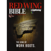 別冊Lightning Vol.156 RED WING BIBLE