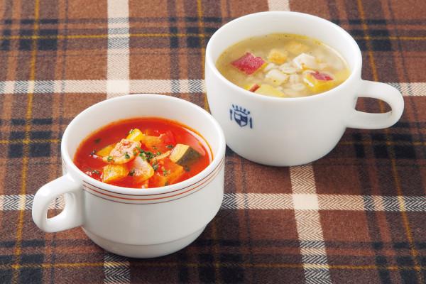 スープ、ポタージュ、チャウダーBEST200