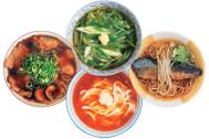麺天国・京都が誇るこの一杯! インパクト抜群の「京風麺」4つ