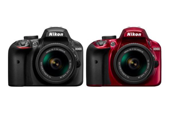 【新製品】一眼で撮った写真をすぐに投稿。写真の楽しみを倍増させるエントリーモデル「ニコン D3400」発売