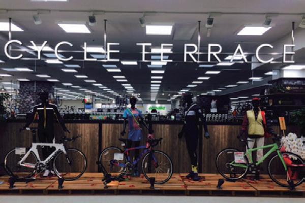 愛知県名古屋市に「サイクルテラス熱田店」がオープン!【自転車】