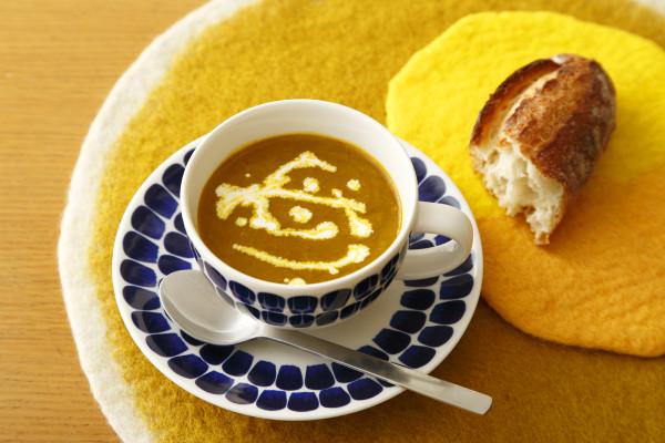 定番かぼちゃポタージュに+α! おいしさ際立つ3つのアレンジレシピ