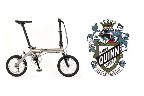 日本初上陸! 英国リバプールの自転車ブランド「ハリークイン」【自転車】