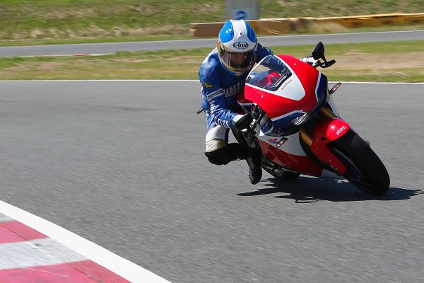 2190万円の超高級バイクRC213V-Sに、あなたも乗れるチャンス!!