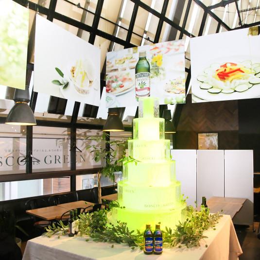オリーブオイルをTKGやアイスにかける!? 渋谷カフェでオリーブオイルの新たな楽しみ方を発見!