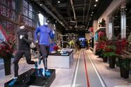 アスリートの新拠点。ニューバランス世界最大級の旗艦店が原宿に登場!