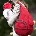 荷物の多いママは注目! 背中にぴったりフィットするバッグ