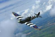 ゼロ戦と『もっとも美しい大戦機』の座を争う『スピットファイア』知ってる?