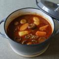 ビーフシチューが3レシピに変身!「スープストックの作りおき」